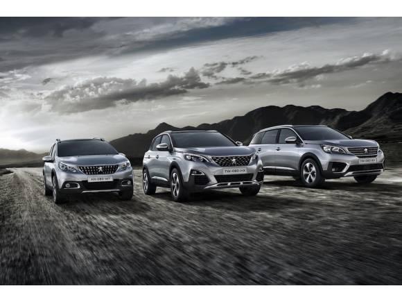 Serie especial Crossway: Los SUV más aventureros de Peugeot