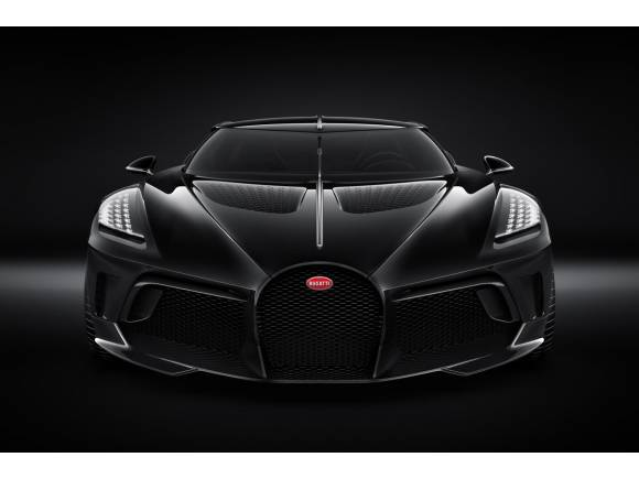 Bugatti La Voiture Noire: así es el coche más caro del mundo