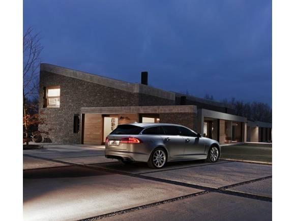 jaguar xf sportbrake la versi n familiar del xf. Black Bedroom Furniture Sets. Home Design Ideas