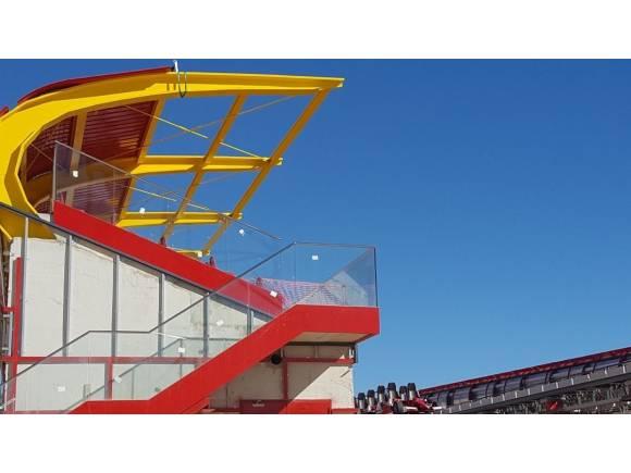 Marc Gené nos desvela los secretos de Ferrari Land en Port Aventura