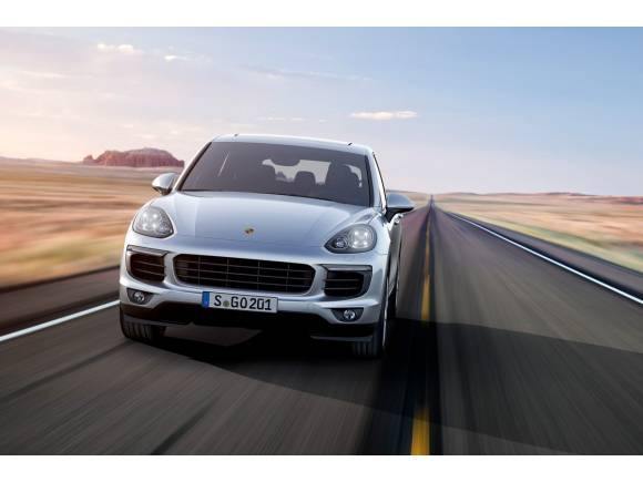 Nuevo Porsche Cayenne: más afilado, eficiente y equipado