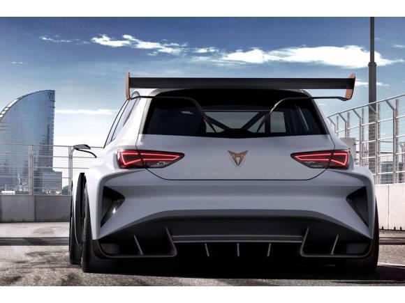 CUPRA e-Racer, los coches de carreras eléctricos también molan
