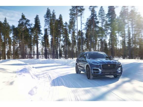 F-PACE: el SUV de Jaguar probado al límite