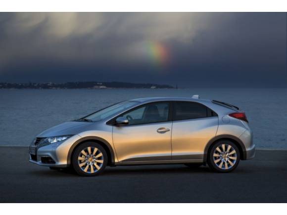 Prueba: Honda Civic 1.6 i-DTEC, un motor más europeo