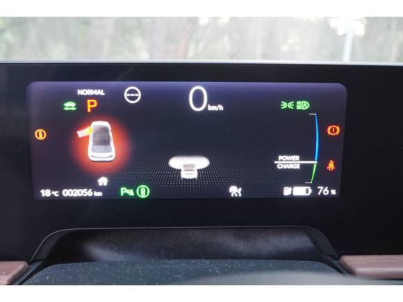 Prueba del Honda e: un eléctrico muy diferente