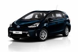 El Toyota Prius+ se renueva por dentro