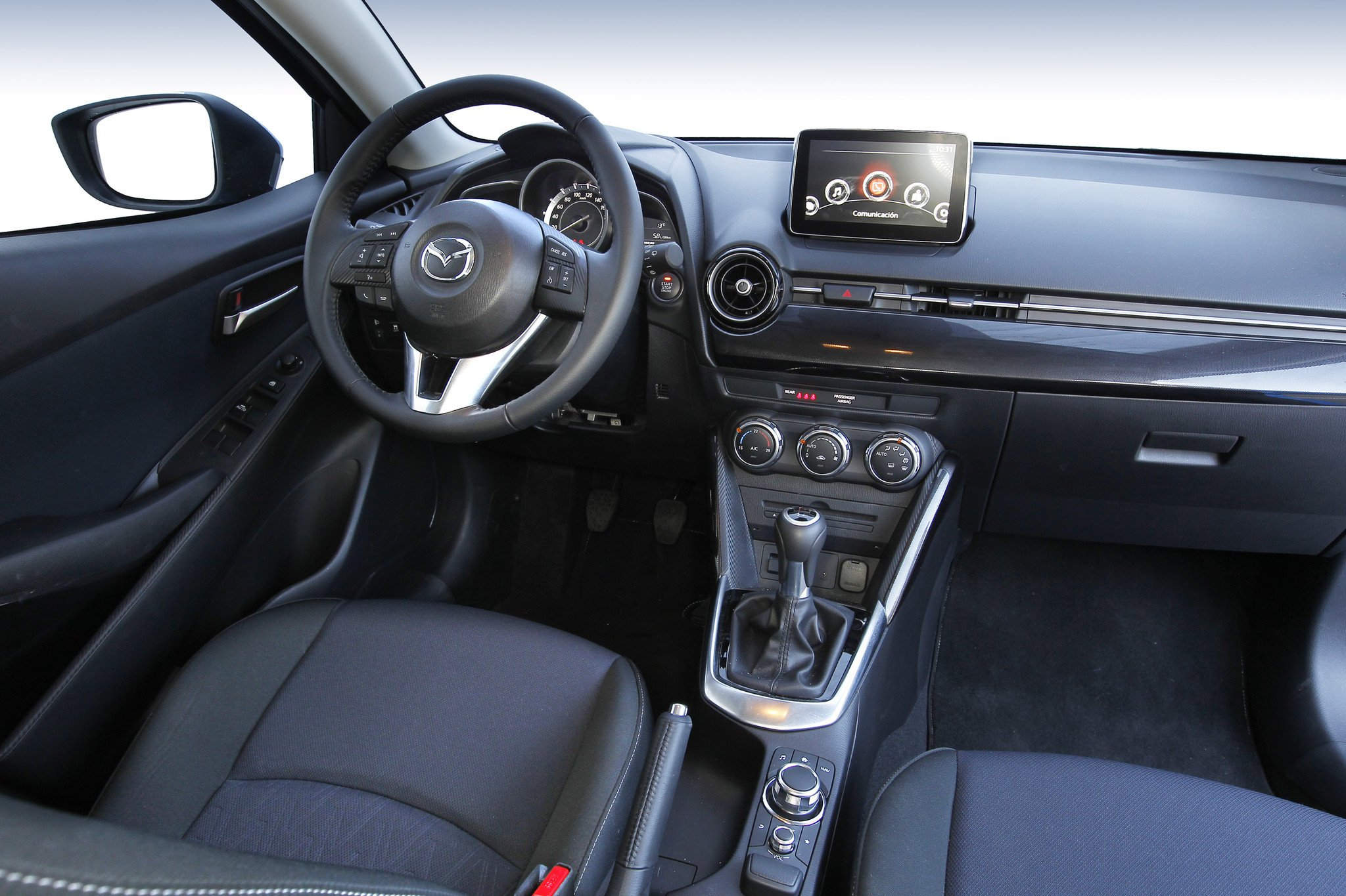 Mazda 2 1.5 90 CV
