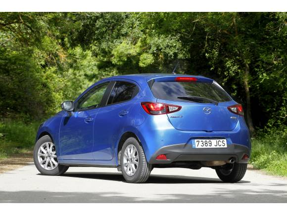 Prueba Mazda 2 1.5 90 CV: un gasolina que interesa