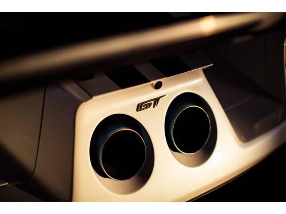 Nuevo Ford GT Mk II: para circuito y sin restricciones