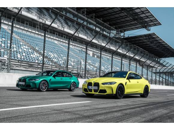 Precios del BMW M3 Competition y M4 Competition Coupé