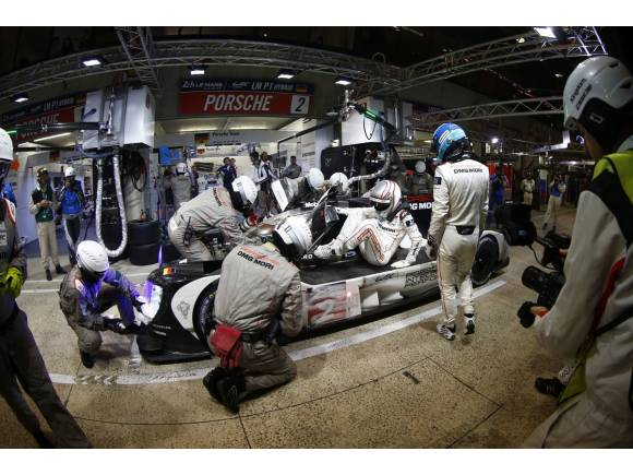 Los datos más curiosos sobre la victoria de Porsche en Le Mans
