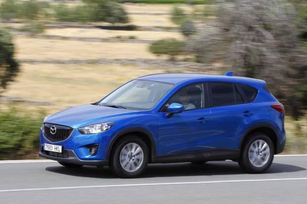 Prueba 10: Mazda CX5 2.2 Diesel