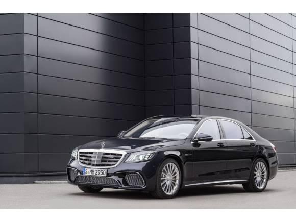 Mercedes-AMG S 63 4MATIC+ Y S 65, lujo intergaláctico
