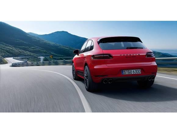 Porsche Macan GTS, el SUV para los conductores más deportivos