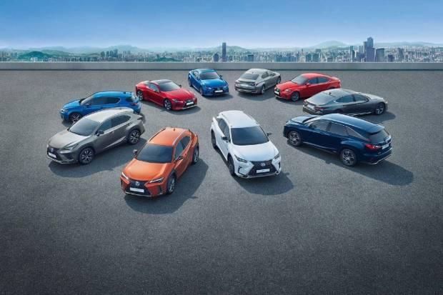 Lexus ofrece un descuento de 2.000 euros en todo su catálogo