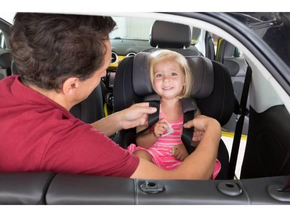 ¿Cómo se hacen los test de seguridad de las sillitas infantiles?