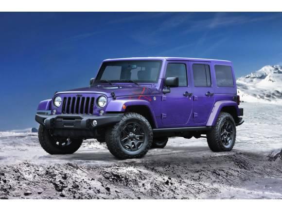 Grand Cherokee Night y Wrangler Backcountry, novedades Jeep en Los Ángeles