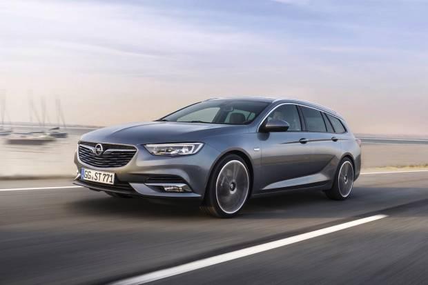 Nueva versión Opel Insignia 1.6 Turbo de 200 CV