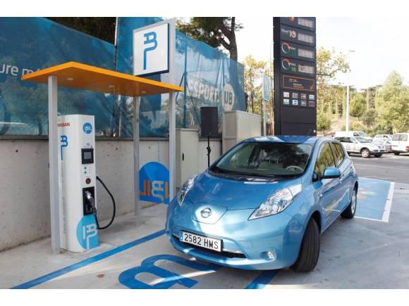 Ventas de coches eléctricos en España en 2013: el Nissan Leaf es el líder