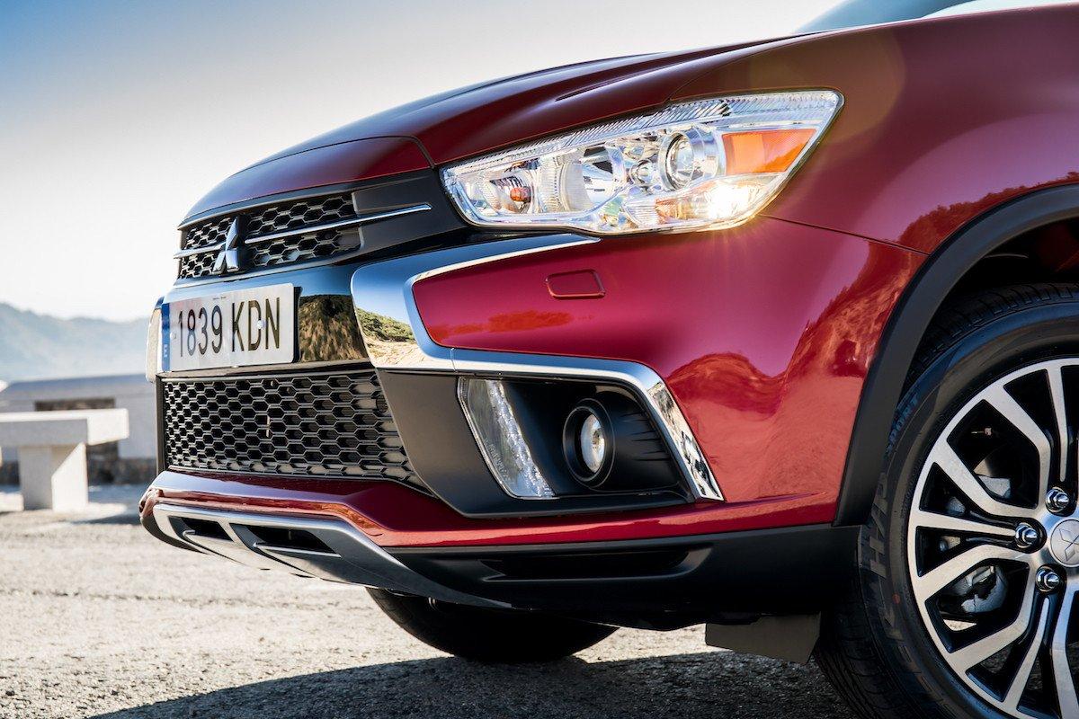 comprar Mitsubishi ASX 2018