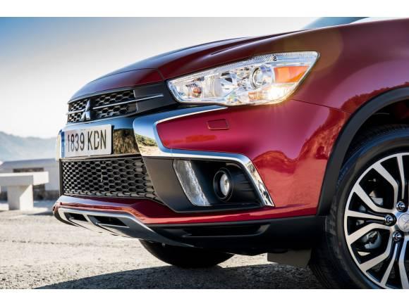 Comprar Mitsubishi ASX 2018, precios y ofertas