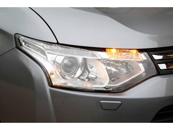 Prueba 10: Mitsubishi Outlander 220 DID Kaiteki Automático