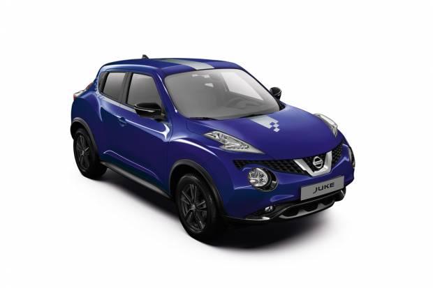 Nuevo Nissan Juke GT Sport PlayStation, en edición limitada