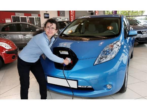 El Nissan Leaf llega a las 10.000 unidades vendidas en Europa