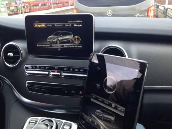 Mercedes Clase V, primera toma de contacto en Hamburgo