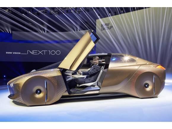 BMW Vision, el BMW de los 100 años