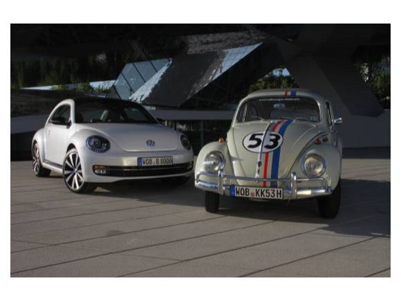 Exposición histórica Volkswagen Beetle