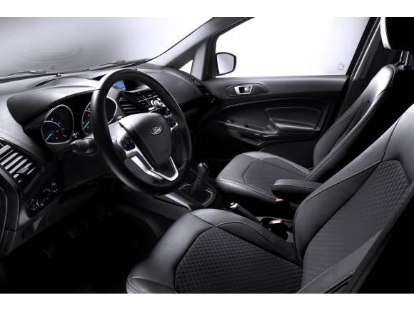 Nuevo Ford EcoSport ya disponible desde 13.290 euros