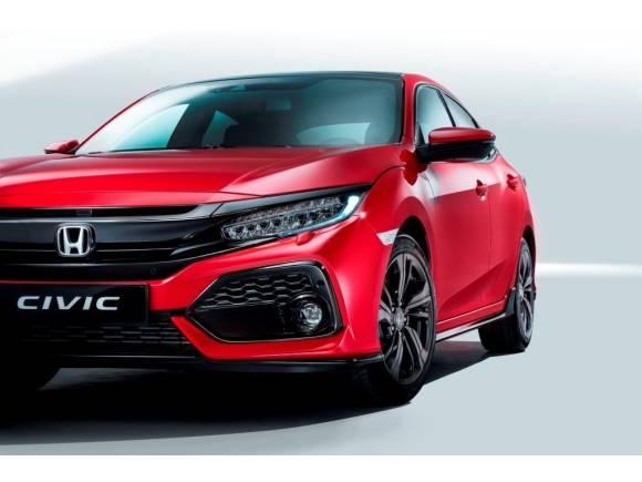 Honda Civic 2017: llega la décima generación