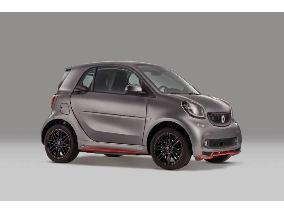 Smart EQ Ushuaïa Limited Edition 2019, edición limitada a 75 unidades