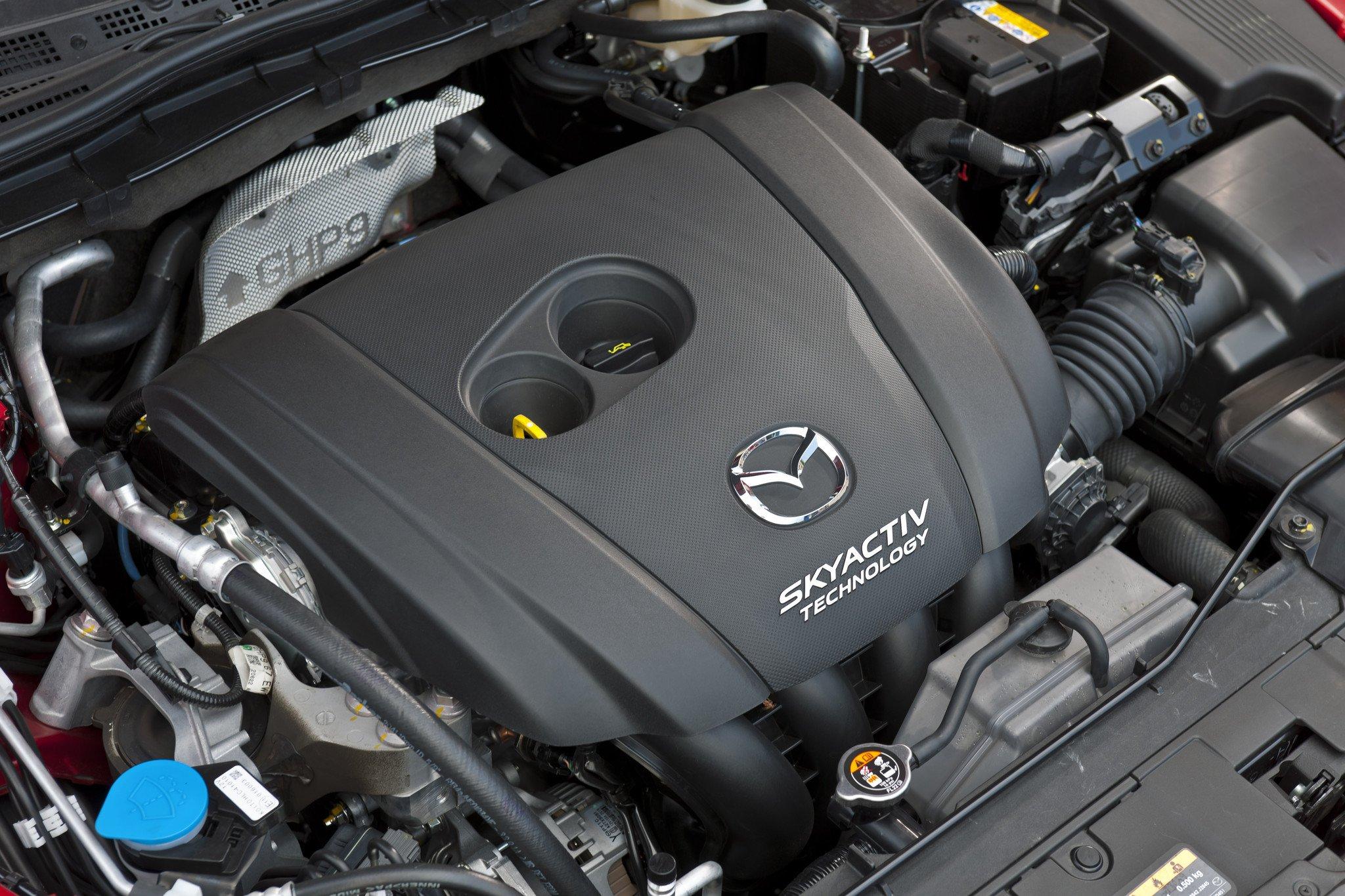 Prueba Nuevo Mazda 6 Crece Y Se Grad 250 A