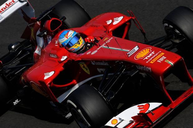 Fórmula 1. Gran Premio de Italia: Alonso ya solo espera problemas para Vettel