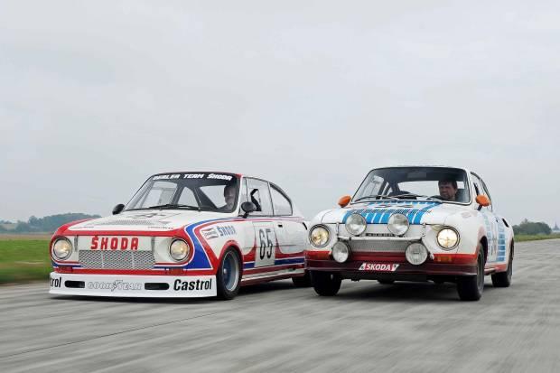 115 años de Skoda Motorsport