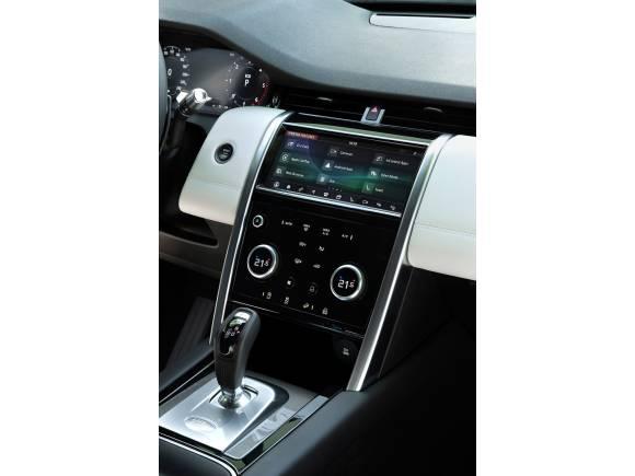 Nuevo Land Rover Discovery Sport, llega la hibridación ligera