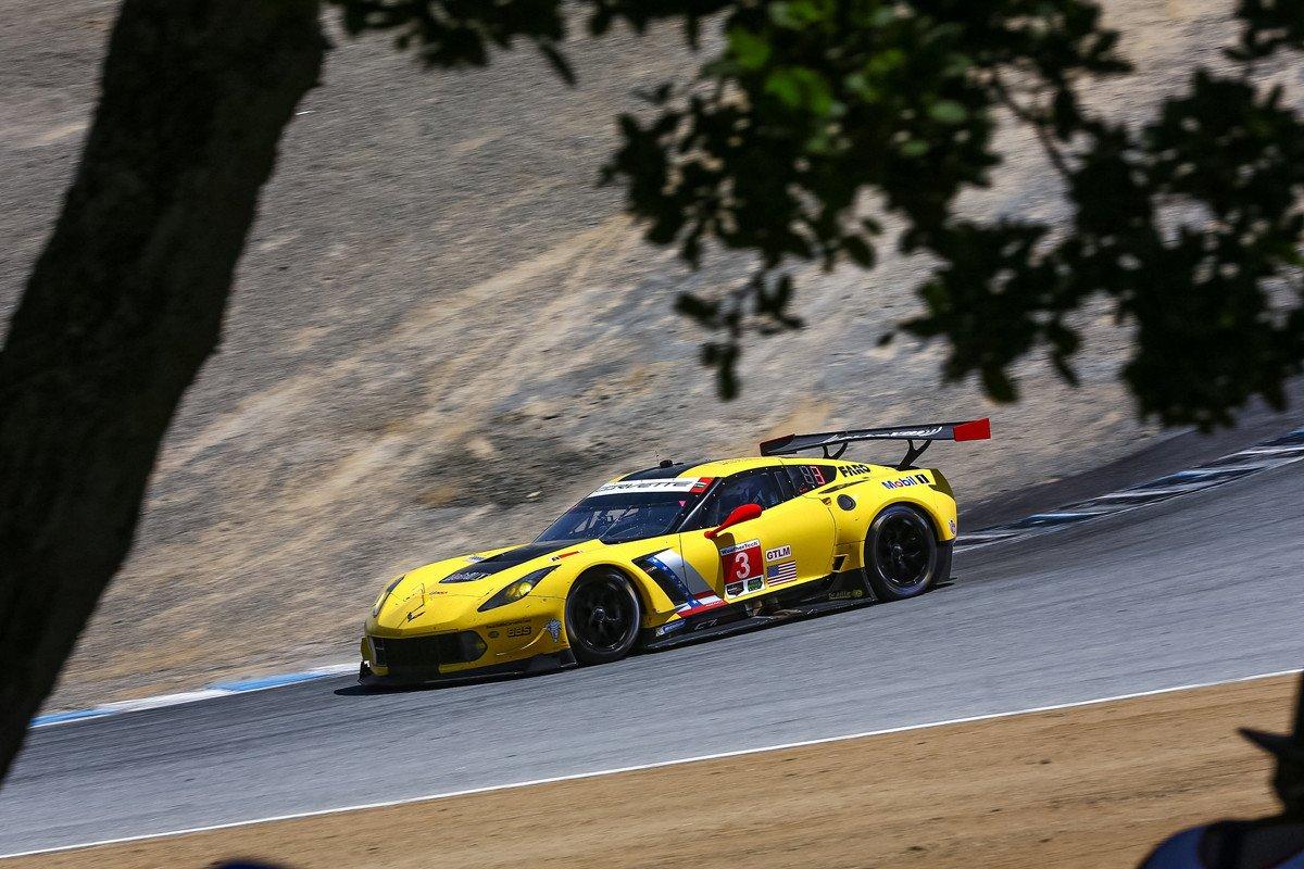 Antonio Garcia Corvette C7