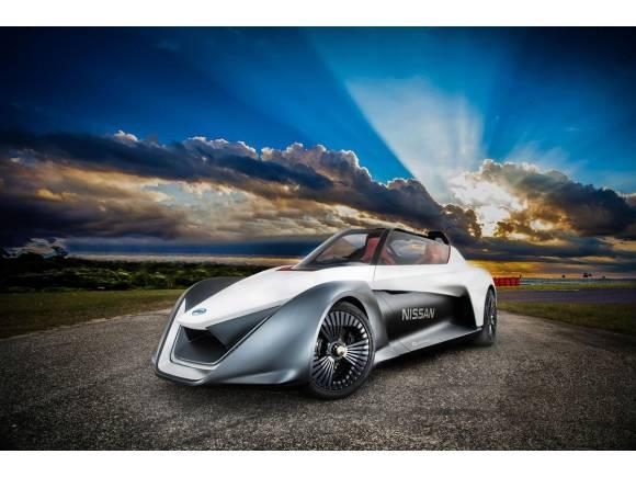 Nissan BladeGlider: nuevo prototipo de deportivo eléctrico