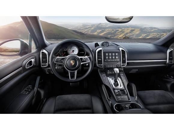 Nuevas versiones Platinum Edition para el Porsche Cayenne