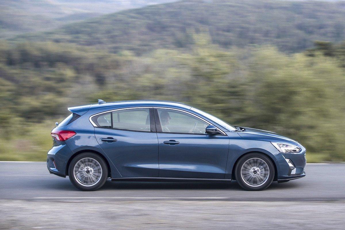 Prueba nuevo Ford Focus 2018