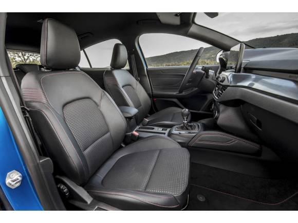 Prueba nuevo Ford Focus 2019, nueva referencia