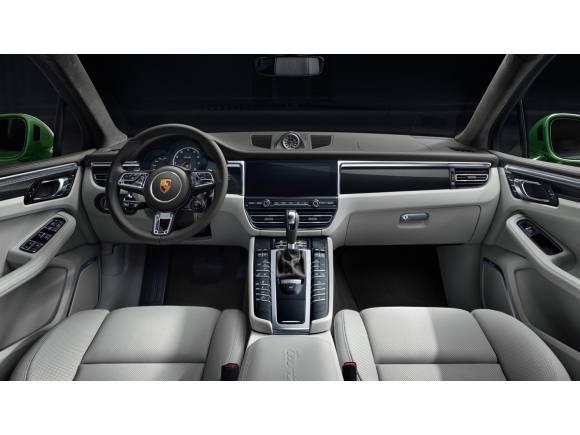 Nueva variante Turbo para el Porsche Macan