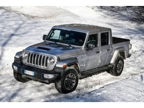 Nuevo Jeep Gladiator: precio en España, opinión, comportamiento offroad,...