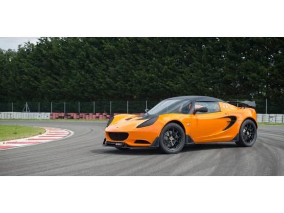 Lotus Elise Race 250, el coche de moda en los circuitos