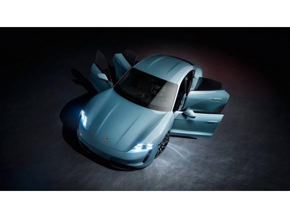 Porsche Taycan 4S: modelo de entrada a la gama