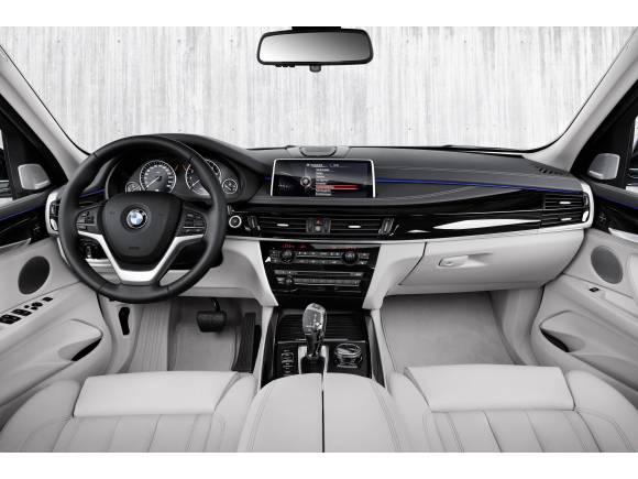 El BMW X5 xDrive40e: primer híbrido enchufable de BMW