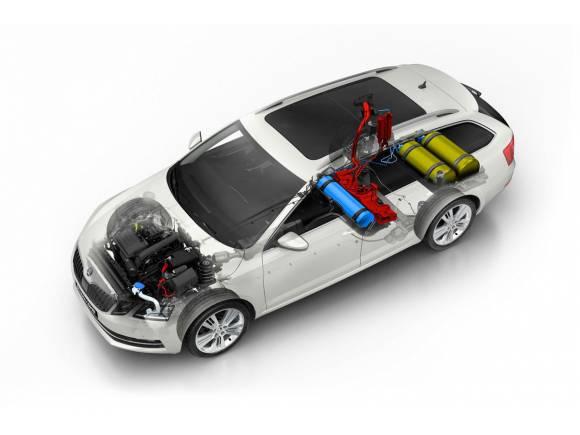 El Skoda Octavia Combi G-TEC aumenta su potencia y autonomía