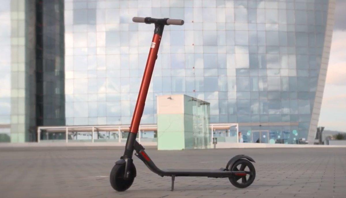 patinete eléctrico multas